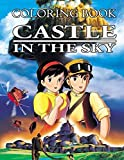 Castle in the Sky Coloring Book