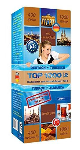 Top 1000 Teil 2: Deutsch-Türkisch/Türkisch-Deutsch