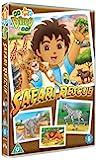 Go Diego Go: Safari Rescue [DVD]