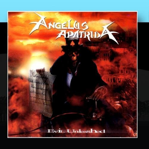 Evil Unleashed by Angelus Apatrida