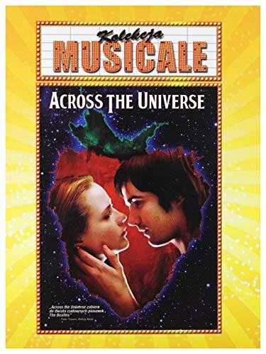 Across the Universe (booklet) [DVD]+[KSIĄŻKA] [Region 2] (IMPORT) (Keine deutsche Version)