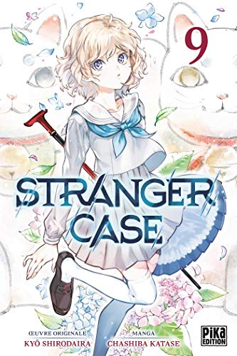 Stranger Case Edition simple Tome 9
