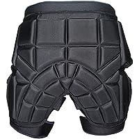 YiWa protección Gear Hip Pad Butt pantalones impacto resistencia transpirable ropa deportiva para patinaje esquí equitación hombres mujeres, hombre, color Normal, tamaño medium