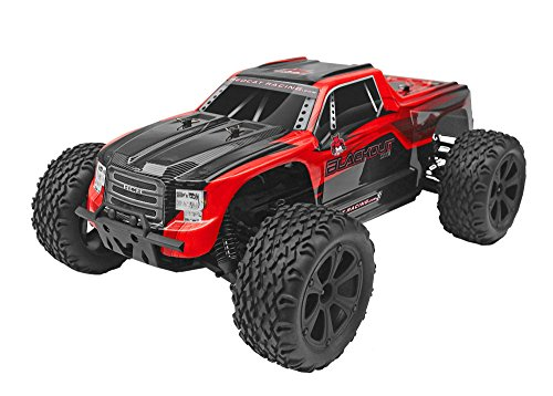 Redcat-Racing-Blackout-XTE-110-Scale-Electric-Monster-Truck-with-Waterproof-Electronics-Red