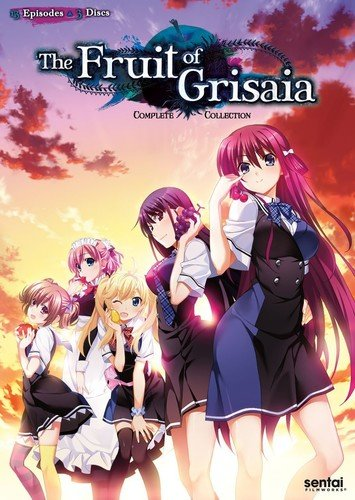 Fruit La Le Grisaia De (Fruit of Grisaia Season 1)