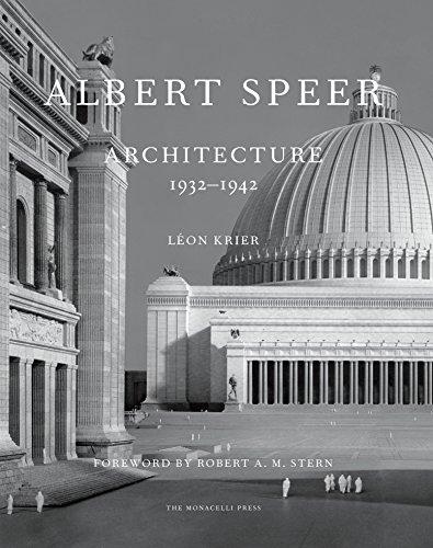 Albert Speer por Leon Krier