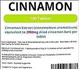 Zimt Tabletten 2000mg 100 Tabletten