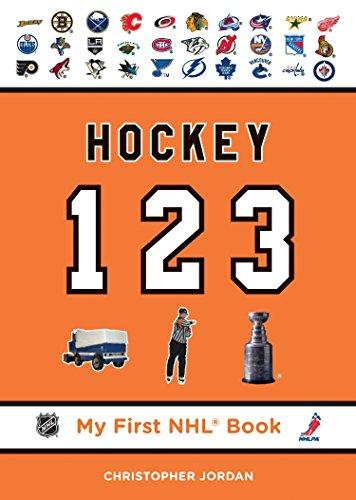 Hockey 123 (My First NHL Book) por Christopher Jordan