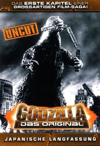 Godzilla - Das Original (Japanische Langfassung) (Original Filme Godzilla)
