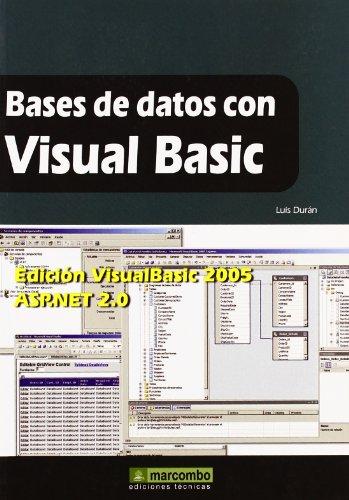 Bases de Datos con Visual Basic por Lluis Duran Rodríguez