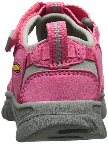 Keen Whisper, Scarpe da Escursionismo Unisex – Bambini, Violett, XX Rosa (honeysuckle/neutral gray)