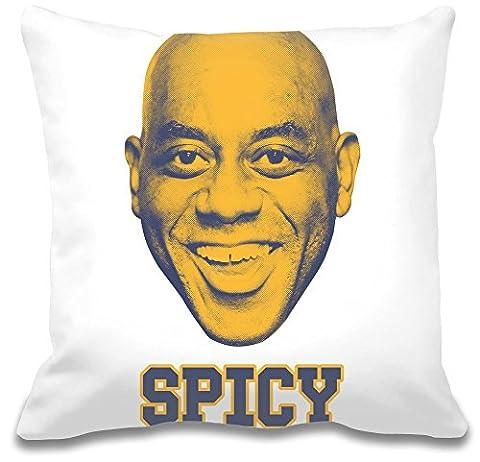 Spicy Ainsley Harriott Custom Decorative Pillow| Ultra Soft & Premium