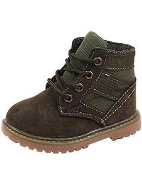 Kinder Martin Sneaker Btruely Mode Baby Schuhe Winter Dick Schneeschuhe Jungen Mädchen Beiläufig Kleinkind Schuhe