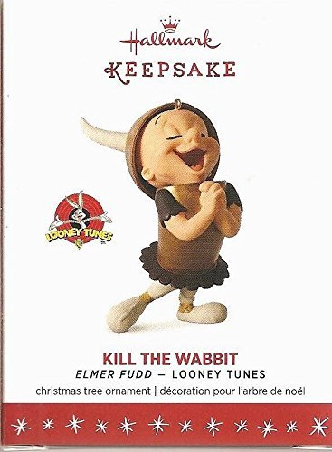 2016-hallmark-keepsake-ornament-kill-the-wabbit-elmer-fudd-looney-tunes-limited-edition-by-hallmark