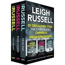 DI Geraldine Steel: The Early Cases Omnibus: (Books 1-3) (The DI Geraldine Steel Series Boxset Book 1)