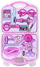 Create+ My Family Operated Doctor Set, Multi Color