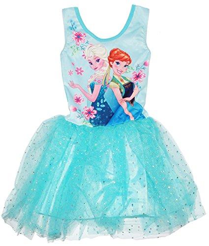 Mein Badeanzug (GLITZER - Tütü Kleid / Kostüm / Badeanzug -