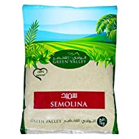 ‏‪Green Valley Semolina - 500 g‬‏