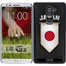 Funda para LG G2 - Bandera Banderín De Japón by Carsten Reisinger