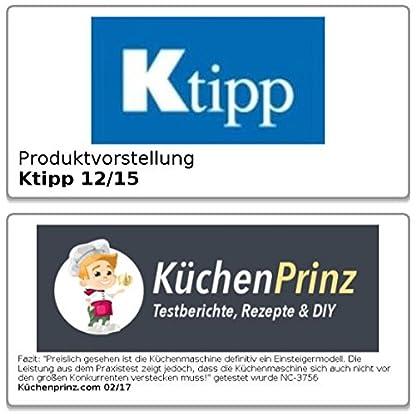 Rosenstein-Shne-Kchenmaschinen-Sets-Kchenmaschine-KM-6618-inkl-umfangreiches-Zubehr-Fleischwolf