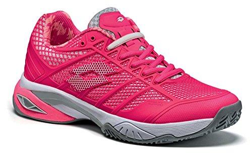 Lotto Chaussures De Tennis Pour Femmes Pnk Fl / Wht