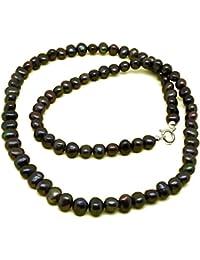 venta caliente online 30b91 b74c4 Collares de perlas baratos | Amazon.es