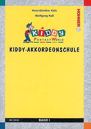Preisvergleich Produktbild Kiddy Akkordeonschule 1. Akkordeon