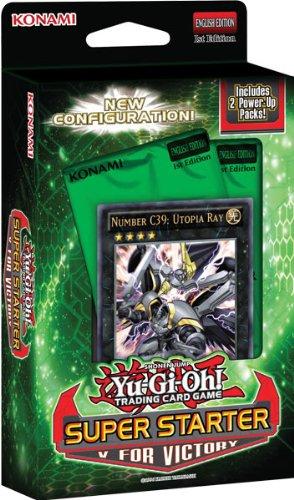konami yu-gi-oh deck-v for victory
