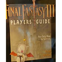 Final Fantasy Iii/Players Guide