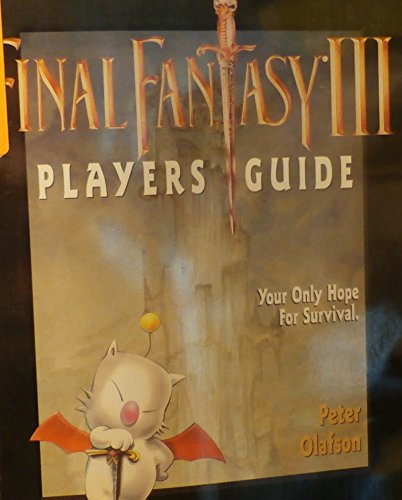 Final Fantasy Iii/Players Guide