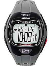 Timex Target Fitness Heart Rate Monitor Black/Grey