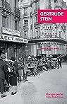 Paris France suivi de Raoul Dufy par Stein