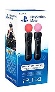 Sony PlayStation Move Motion Controller - Twin Pack (PS4