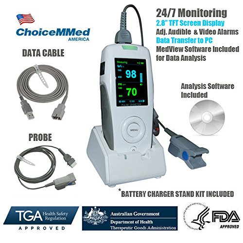 Hand Pulsoximeter MD300K2