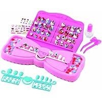 Aqua Beads 59051 - Estudio de manicura con diseño de Hello Kitty