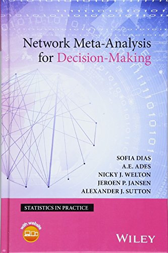 Network Meta-analysis for Comparative Effectiveness Research (Statistics in Practice) por Sofia Dias