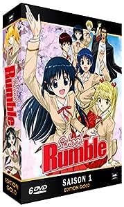 School Rumble - Intégrale Saison 1 - Edition Gold (6 DVD + Livret) [Edizione: Francia]