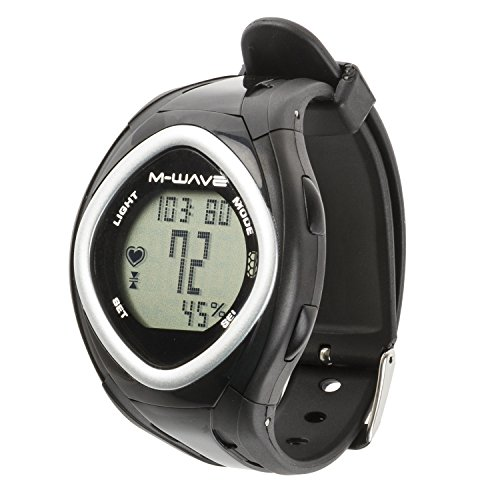 M-Wave Beat 30Moniteur de fréquence cardiaque-noir