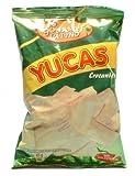 Yucas crocantes (65g)
