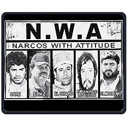 Custom cute Narcos con actitud anti-shock portátil funda bolsa
