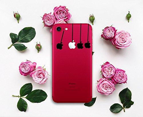 iPhone 7 Hülle , Qissy® Transparent Weiche Silikon Schutzhülle TPU Bumper Case Leichte kratzfeste stoßdämpfende Hülle (iPhone 7, 3) 14