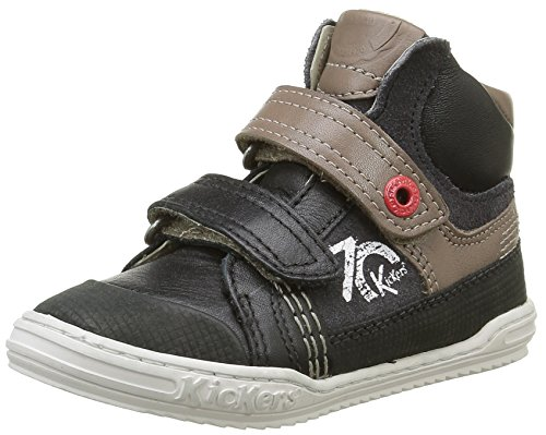 Jungen Kickers Jinjinu Sneaker Schwarz Jungen Kickers qa76wqPx