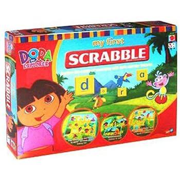 My First Scrabble Dora the Explorer