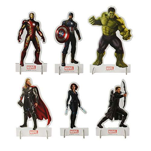 Avengers Age of Ultron Pappaufsteller The Avengers