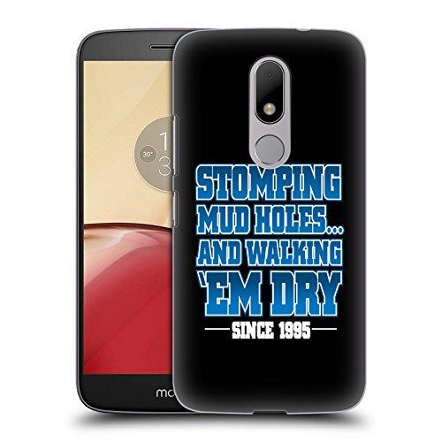 Official WWE Stomping Mudholes Steve Austin Hard Back Case for Motorola Moto...