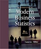 Introduction to Modern Business Statistics