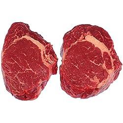 Deutsches Entrecote Steak (Hochrippe vom Simmentaler Rind) 3 Stück = 675 g