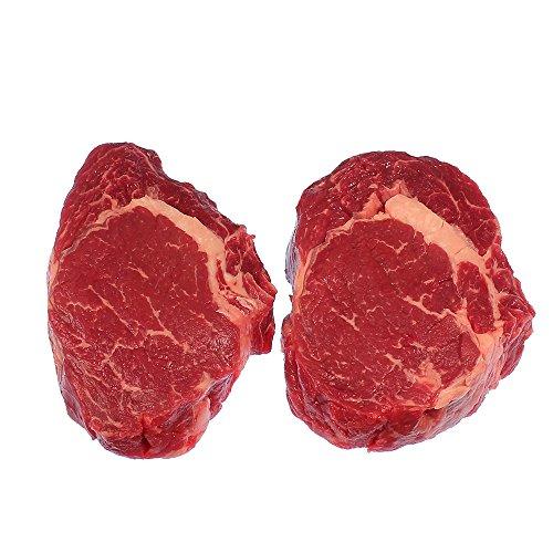 Deutsches Entrecote Steak (Hochrippe vom Simmentaler Rind) 5 Stück = 1.125 g