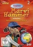 National Geographic - Marvi Hämmer präsentiert: Englisch entdecken mit Marvi Hämmer, Box 2