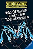 1000 Gefahren Angriff der Roboterspinnen - Frank Stieper